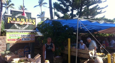 Photo of Food Truck Farmers Market at Honokowai Lahaina, Maui, HI 96761, United States