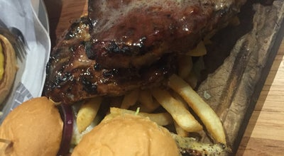 Photo of BBQ Joint Ribs and Burgers at 1/862 Glenferrie Rd, Hawthorn, Vi, Australia