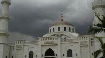 Photo of Mosque Dubai Phnom Penh Mosque at Cambodia