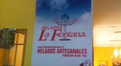 Photo of Ice Cream Shop La Fontana at Paseo Bolognesi 320, Arica, Chile