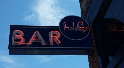 Photo of Bar L.I.C. Bar at 4558 Vernon Blvd, Long Island City, NY 11101, United States