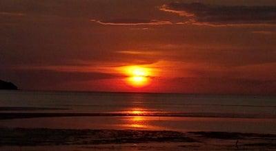 Photo of Beach Pantai Lok Kawi at Malaysia