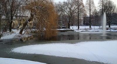 Photo of Park Stadtgarten at Essen 45128, Germany