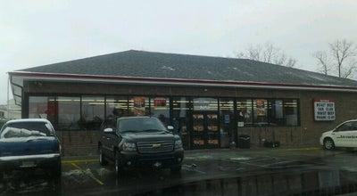 Photo of Gas Station / Garage Speedway / Speedy Café at 8450 Merriman Rd, Romulus, MI 48174, United States