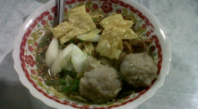 Photo of Ramen / Noodle House Mie Ayam Sido Mampir Cak To at Bale Arjosari, Malang, Indonesia