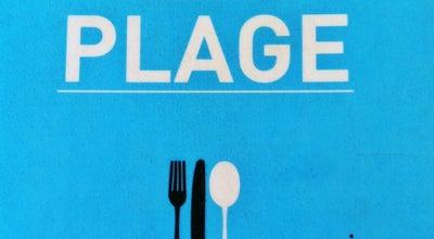 Photo of French Restaurant La Plage Restaurant at India