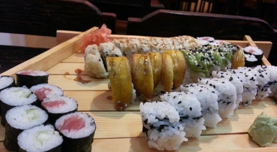 "Photo of Sushi Restaurant Sushi Bar ""Japan Tico"" at Alajuela, 125 Oeste Del Semáforo Peatonal De La Escuela Guatemala., Costa Rica"