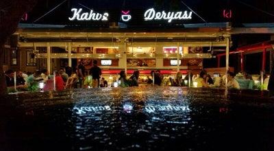 Photo of Coffee Shop Kahve Deryası at Bahçelievler Mah. Ali Rıza Avni Blv. Hatay, Karabağlar 35150, Turkey