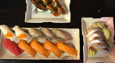 Photo of Sushi Restaurant อุไม่ (Aumai) at ในฝันพลาซ่า ม.รังสิต, Lak Hok, Thailand