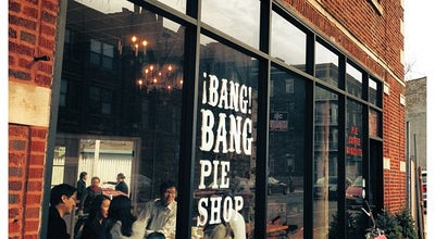 Photo of Pie Shop Bang Bang Pie Shop at 2061 N California Ave, Chicago, IL 60647, United States