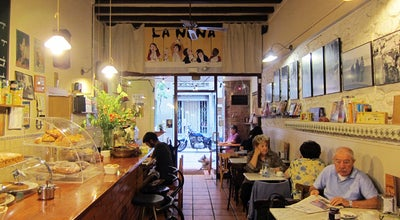 Photo of Cafe La Nena at C. Ramón Y Cajal, 36, Barcelona 08012, Spain