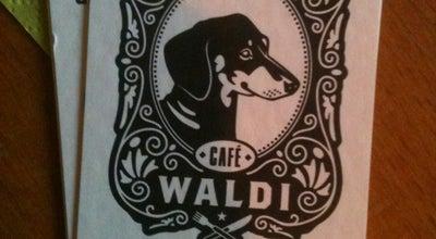 Photo of Cafe Café Waldi at Petersteinweg 10, Leipzig 04109, Germany