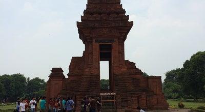 Photo of Temple Candi Bajang Ratu at Desa Temon, Mojokerto 61362, Indonesia
