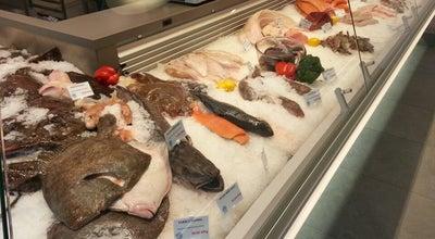 Photo of Fish Market Het Viskraam - The Fish Stall at Hundelgemsesteenweg 63, Merelbeke 9820, Belgium
