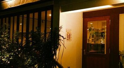 Photo of Cafe Bar passeggiata (バールパッセジャータ) at 東倉吉町68, 米子市 683-0815, Japan