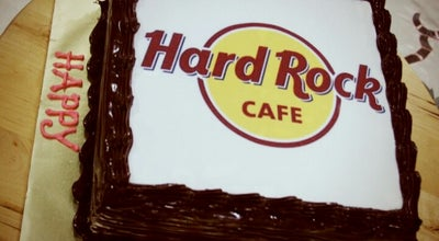 Photo of American Restaurant Hard Rock Cafe Kuala Lumpur at Wisma Concorde, Kuala Lumpur 50250, Malaysia