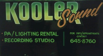 Photo of Music Venue Kooler Sound Studios at 2327 Wycliff St, Saint Paul, MN 55114, United States