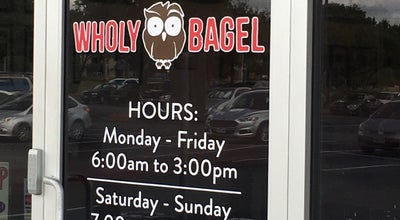 Photo of Bagel Shop Wholy Bagel at 4404 W William Cannon Dr, Austin, TX 78749, United States