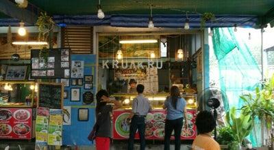 Photo of Asian Restaurant ครัวครูแดง PTT สมุทรสงคราม at Muang Samut Songkham, Thailand