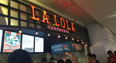 Photo of Dessert Shop La Lola Churreria at 2f Mega Atrium, Sm Megamall, Mandaluyong City, Philippines