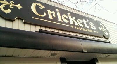 Photo of American Restaurant Crickets at 98 Main St, Sayville, NY 11782, United States