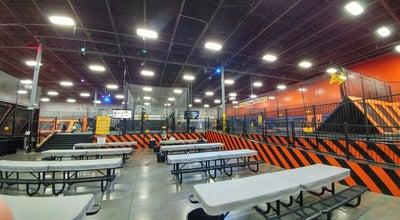 Photo of Playground Urban Air Trampoline Park at 10570 John W Elliott Dr, Frisco, TX 75033, United States