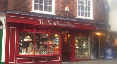 Photo of Candy Store The York Sweet Shop at 56 Low Petergate, York YO1 7HZ, United Kingdom