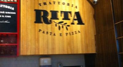 Photo of Italian Restaurant Trattoria Rita at Av. Presidente Kennedy 5413, Las Condes 7560994, Chile
