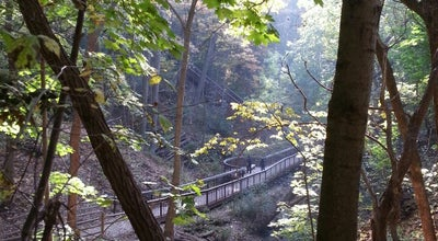 Photo of Trail Glen Manor Ravine at Glen Manor, Toronto, ON, Canada