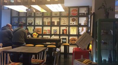Photo of Cafe The Funky Moustache at Rruga Mustafa Matohiti, Tirana, Albania