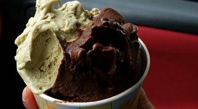 Photo of Ice Cream Shop Gelateria Yogurteria Porta Romana at Piazzale Di Porta Romana 2r, Firenze 50125, Italy