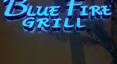 Photo of BBQ Joint Blue Fire Grill at 5670 Schaefer Ave, Chino, CA 91710, United States