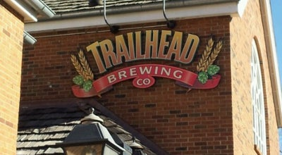 Photo of Brewery Trailhead Brewing Co. at 921 S Riverside Dr, Saint Charles, MO 63301, United States