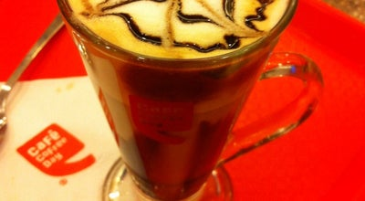 Photo of Cafe Cafe Coffee Day at Civil Lines, Kanpur 208001, India