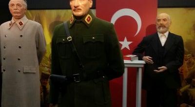 Photo of Art Museum Yılmaz Büyükerşen Balmumu Heykeller Müzesi at Atatürk Blv. No:43, Eskişehir, Turkey