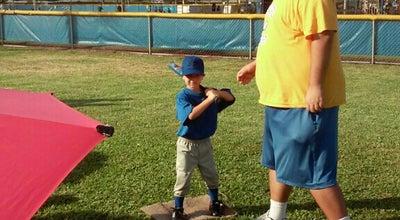 Photo of Baseball Field East Boynton Little League at 300 W Woolbright Rd, Boynton Beach, FL 33435, United States
