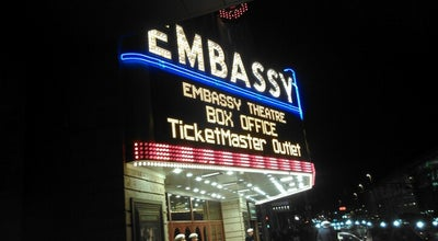 Photo of Theater Embassy Theatre at 125 W Jefferson Blvd, Fort Wayne, IN 46802, United States