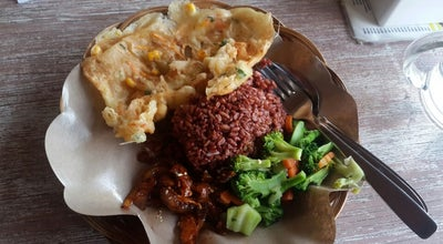 Photo of Vegetarian / Vegan Restaurant Loving Hut - Vegan Cuisine at Indonesia