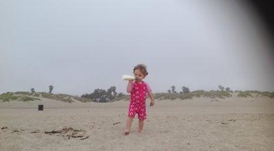 Photo of Beach Oxnard Beach at Oxnard, CA, United States