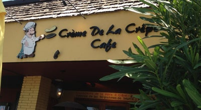 Photo of French Restaurant Creme de la Crepe at 1708 1/2 S Catalina Ave, Redondo Beach, CA 90277, United States
