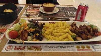 Photo of Fried Chicken Joint Tavuk Dünyası at Centrum Garden, Isparta, Turkey