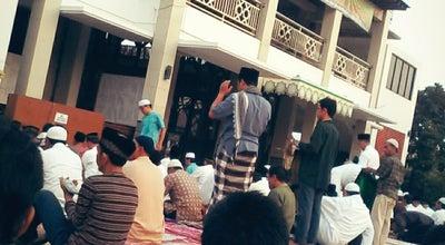 Photo of Mosque Masjid Al-Muhajirin at Bukit Pamulang Indah, Tangerang Selatan, Indonesia
