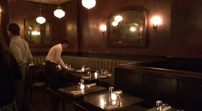 Photo of Italian Restaurant Louie and Chan at 303 Broome St, New York, NY 10002, United States