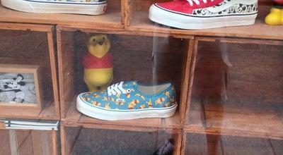 Photo of Shoe Store Vans at 27 Rue De Quincampoix, Paris 75004, France