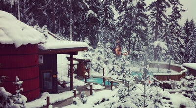 Photo of Spa Scandinave Spa Whistler at 8010 Mons Road, Whistler, BC V0N 1B8, Canada