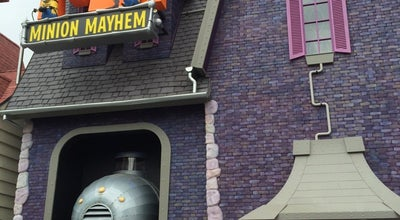 Photo of Theme Park Despicable Me Minion Mayhem at 100 Universal City Plz, Universal City, CA 91608, United States