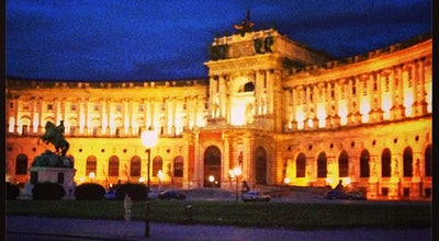 Photo of Palace Hofburg at Heldenplatz, Wien 1010, Austria