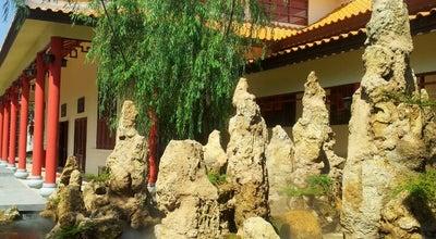 Photo of Art Museum ศูนย์วัฒนธรรม ศาลเจ้าปู่ย่าอุดรธานี at Udon Thani, Thailand