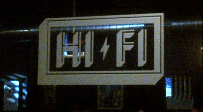 Photo of Music Venue The HI-FI at 1043 Virginia Ave, Indianapolis, IN 46203, United States