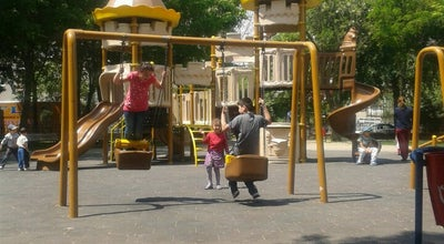 Photo of Playground Tozkoparan Barış Parkı at Turkey